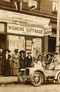 Liverpool Suffrage Society